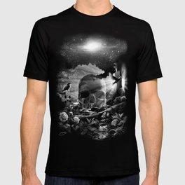 XIII. Death & Rebirth Tarot Card Illustration (Alternative Version) T-shirt