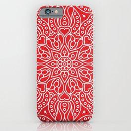Mandala 38 iPhone Case
