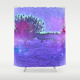 Love is A Moment that Lasts Forever Shower Curtain