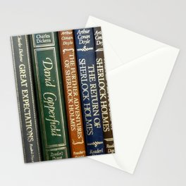 Books 2 Stationery Cards