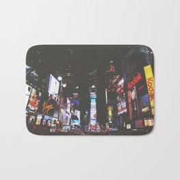Evening Glow - Times Square Bath Mat