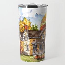 October on the Farm Travel Mug