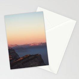 Jura Mountains, France Stationery Cards