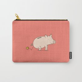 piggy bank Carry-All Pouch