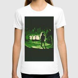 link zelda art T-shirt