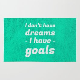 The One Striving for Success Rug