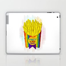 The First Place FRIES Laptop & iPad Skin