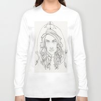 allison argent Long Sleeve T-shirts featuring Allison by Wolfhearted