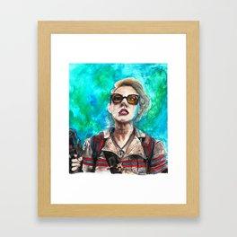Holtzmann Framed Art Print