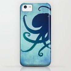 Indigo Mastermind ~ Octopus ~ Marine Life iPhone 5c Slim Case