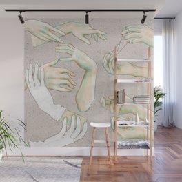 Love glove Wall Mural