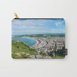 Llandudno Panorama Carry-All Pouch