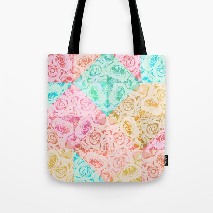 a rose is a rose Tote Bag