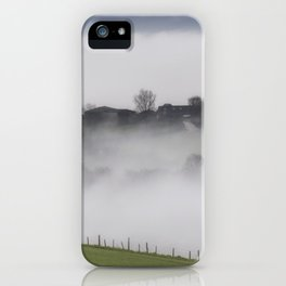 The Farm House Beyond iPhone Case