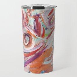 Love Grafitti Travel Mug