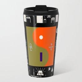 Bon Iver - 22, A Million Travel Mug