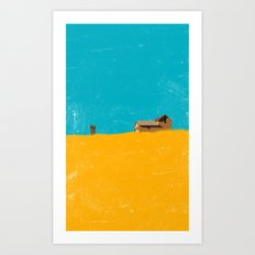 lost place-4 Art Print