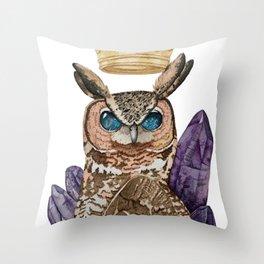 Prince Stolas Throw Pillow