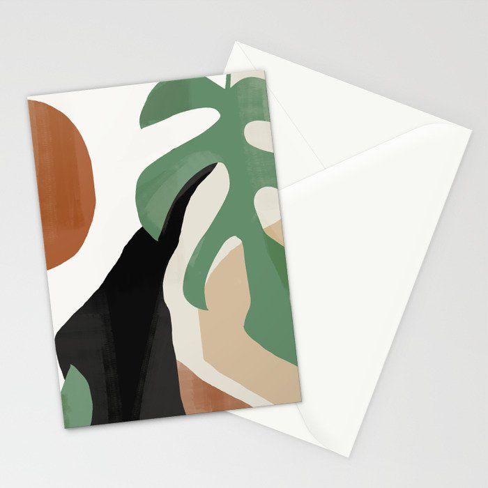 Abstract Art 37 Stationery Cards