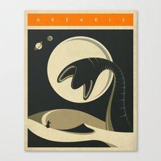 ARRAKIS Canvas Print