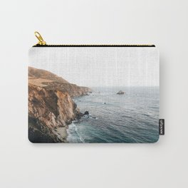 Big Sur, California // Carry-All Pouch