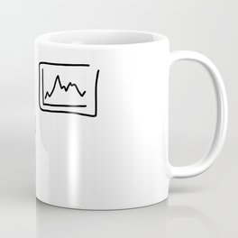 stock exchange stockbroker fund manager Coffee Mug