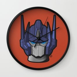 G1 Optimus prime Wall Clock