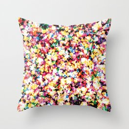 *SPLASH_COMPOSITION_16 Throw Pillow
