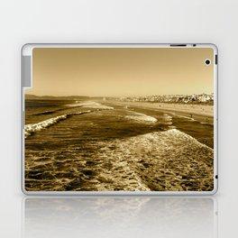 Silent waves Laptop & iPad Skin