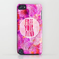 FREE YOUR MIND iPod touch Slim Case