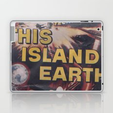 This Island Earth: Pulped Fiction Edition Laptop & iPad Skin