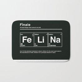FeLiNa #2. Bath Mat