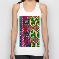 prism Tank Tops featuring Prism Schism by Katie Anderson Art
