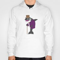 willy wonka Hoodies featuring Free Willy Wonka by Dr. Spaceman40