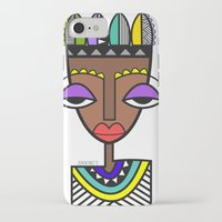 indie iPhone & iPod Cases featuring Indie by Andrea Silvestri