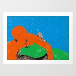 LOVE-12 Art Print