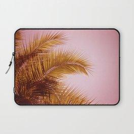 Rose Gold Tropics Laptop Sleeve
