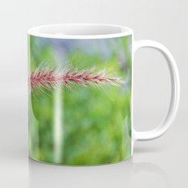 Purple Fountain Grass II Coffee Mug