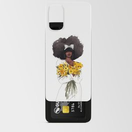 Sunflower  Android Card Case