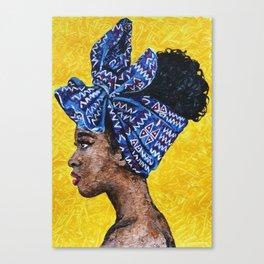 Urban Modern Canvas Print