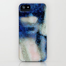 Deco Girl iPhone Case
