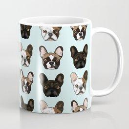 Frenchie Trio Coffee Mug