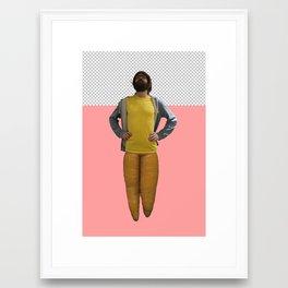 A Special Boy Framed Art Print