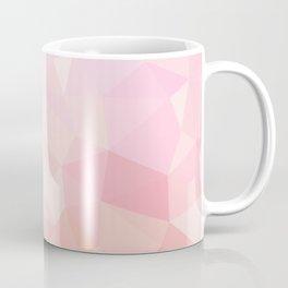 Pink Geometric Patter Coffee Mug