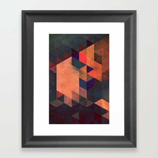 zzobyykkd Framed Art Print