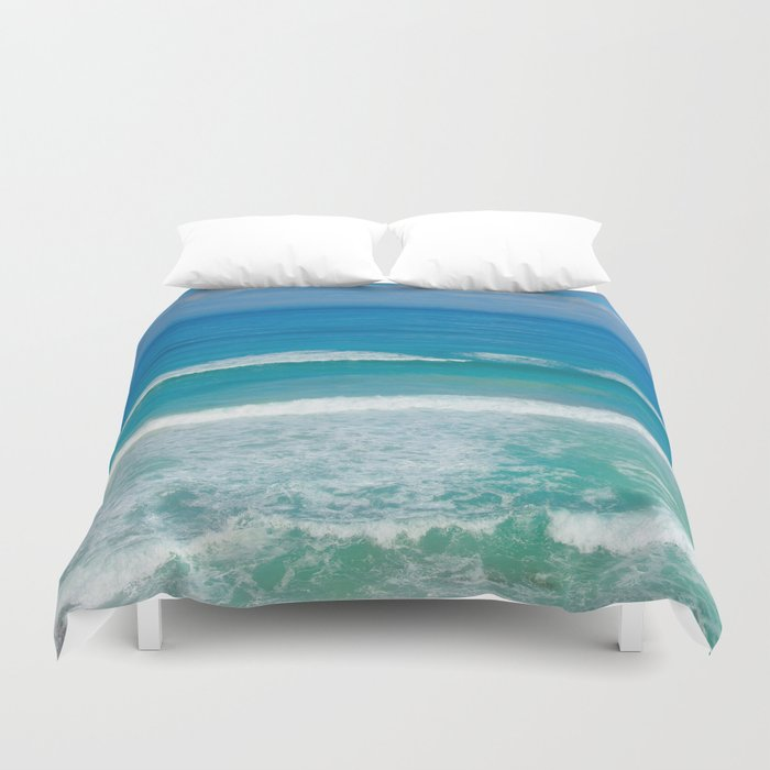 Cleansing Bliss Duvet Cover