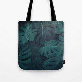 Monstera Deliciosa Tote Bag