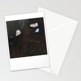 Gustav Klimt, Family (Mother with two children) Stationery Cards