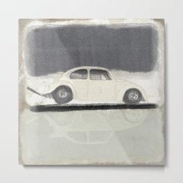 VW3 - Rothko Series Metal Print