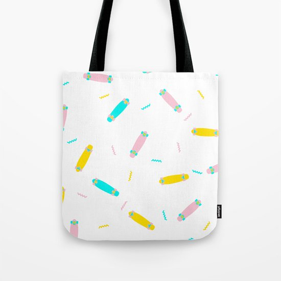 Ice cream boards Tote Bag